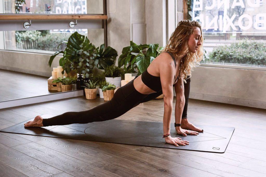 Yoga thuis, fitness